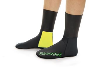 Picture of Jester Socks Green Fluo