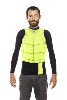 Picture of Turtle Impact Vest Green Fluo
