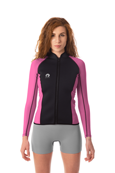 Picture of Kora Breathe Jacket Pink