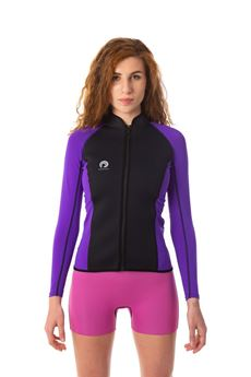 Picture of Kora Breathe Jacket Violet
