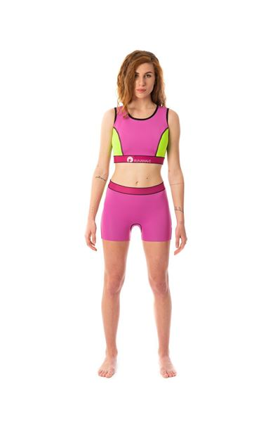 Picture of Moka Top & Shorts Pink