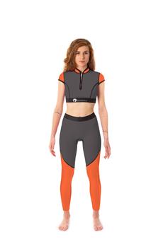 Picture of Hayden Top & Trousers Orange