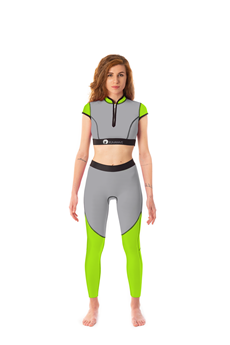 Picture of Hayden Top & Trousers Fluo
