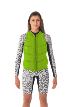 Picture of Turtle Long Vest Fluo